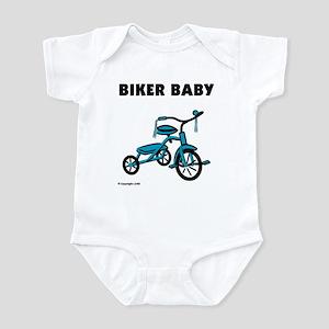 3-BikerBaby Body Suit