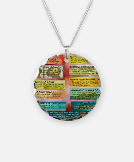 Unhelpful Thought Habits Necklace