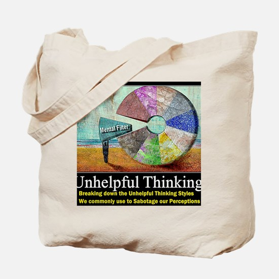 Unhelpful Thinking Styles Tote Bag