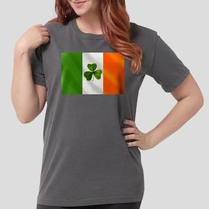 Irish Shamrock Flag T-Shirt