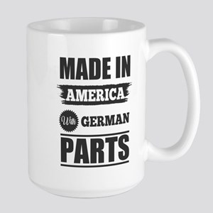 MADE IN AMERICA WITH GERMAN PARTS,MADE IN,AMERICA,