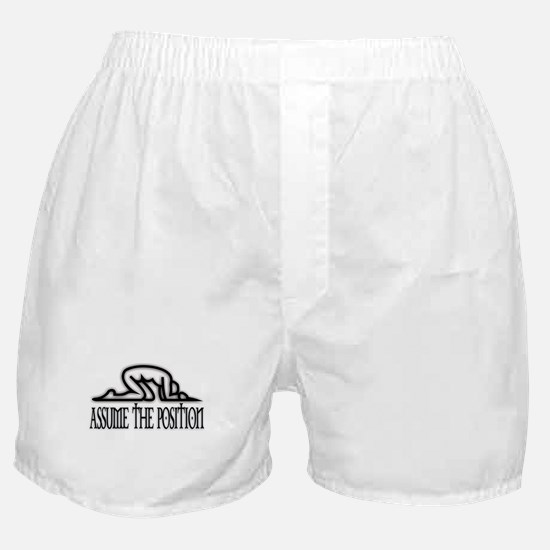 Assume the position Boxer Shorts