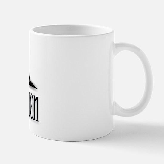 Assume the position Mug