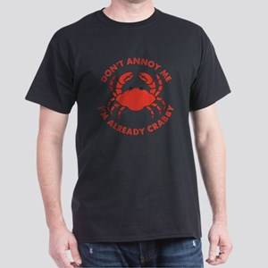 Dont Annoy Me Dark T-Shirt