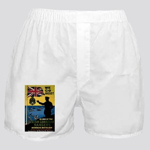 Irish Canadian Rangers Boxer Shorts