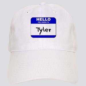 hello my name is tyler Cap