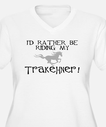 Rather Be-Trakehner! T-Shirt