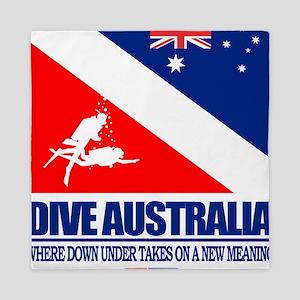 Dive Australia 2 Queen Duvet