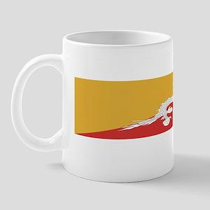 Property Of Bhutan Mug