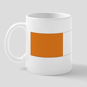 Born In Cote dIvoire Mug
