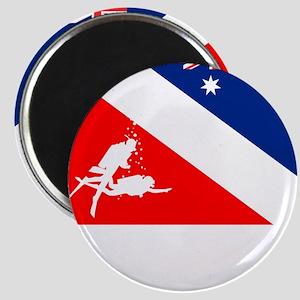 Dive Australia 2 Magnet