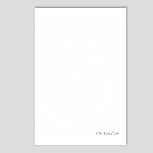 Ketteebell Vitruvian Man  Postcards (Package of 8)
