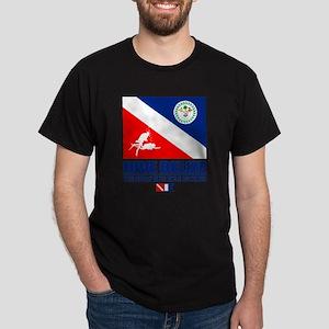 Dive Belize Dark T-Shirt