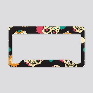 Pillowcase6 License Plate Holder