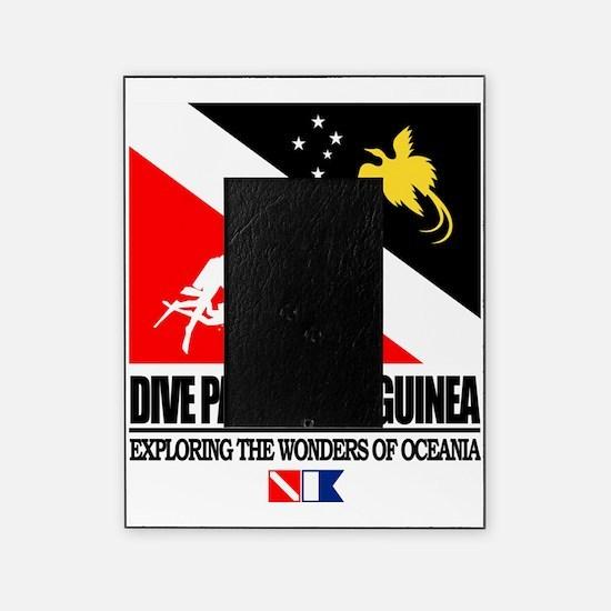 Dive Papua New Guinea Picture Frame