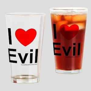 Evil Drinking Glass