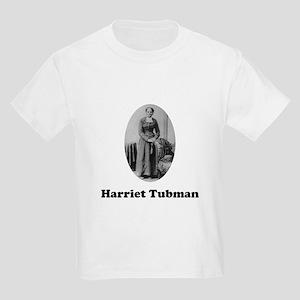 Harriet Tubman Kids Light T-Shirt