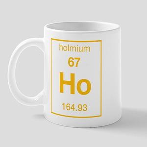 Holmium Mug