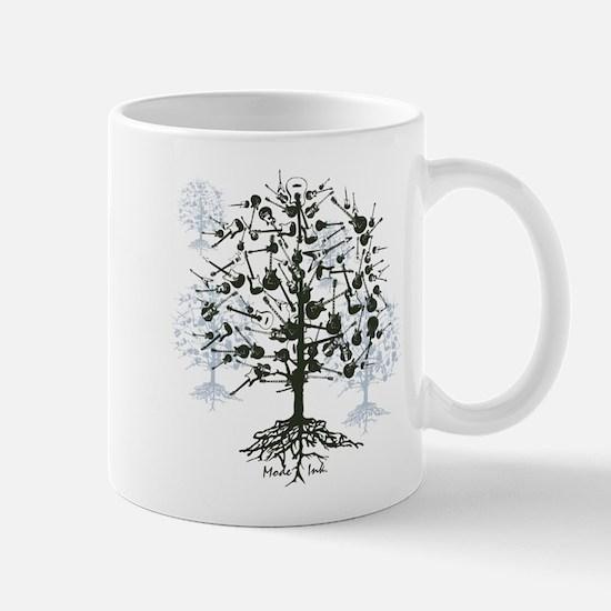Guitar Tree Mug