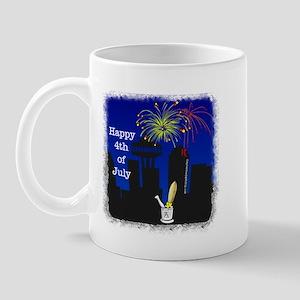 Pharmacy Fireworks Mug