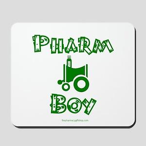 Pharm Boy Mousepad