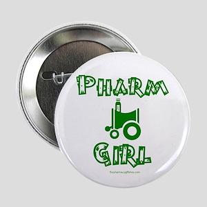 Pharm Girl Button