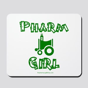 Pharm Girl Mousepad