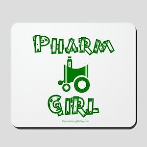 Pharm Girl Mousepad