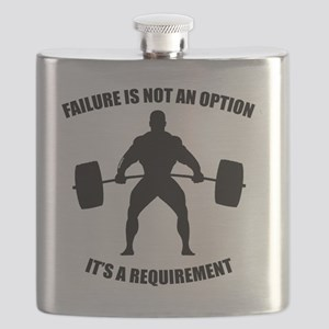 Failure Is Not An Option Flask