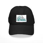 Grateful to be Catholic Black Cap