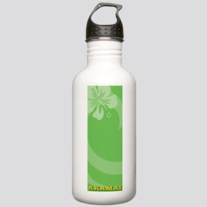 Akamai Gaiam Yoga Mat Stainless Water Bottle 1.0L