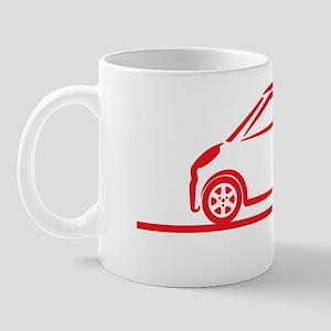 Smart 42 Red Mug