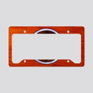 wood-yang-OV License Plate Holder
