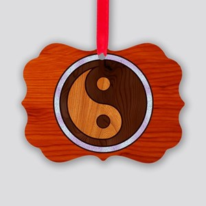 wood-yang-OV Picture Ornament