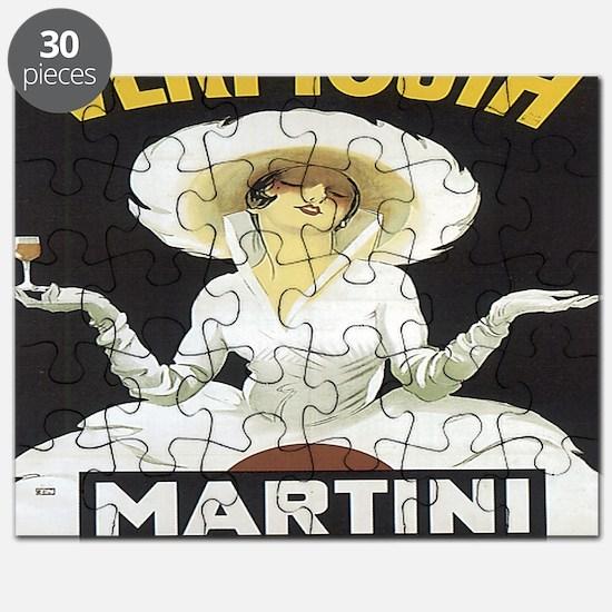 MartiniRossiAll-Over Puzzle