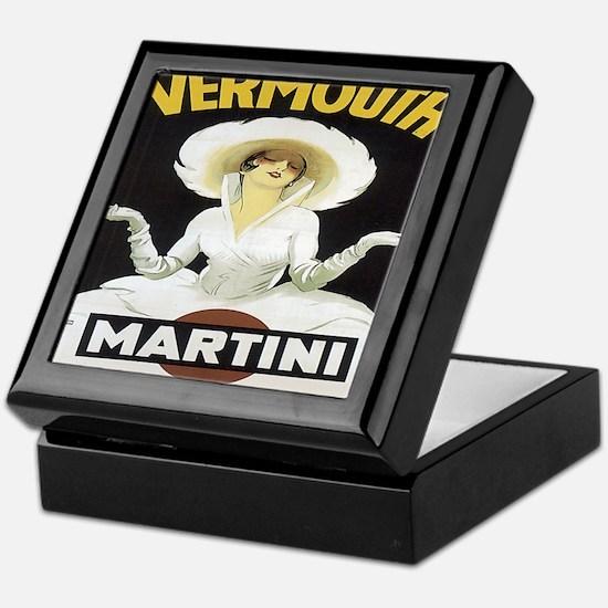 MartiniRossiAll-Over Keepsake Box