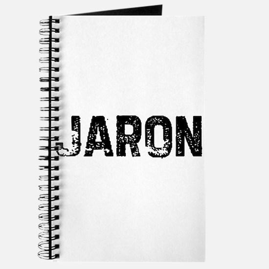Jaron Journal
