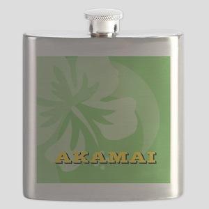 Akamai Mens Wallet Flask