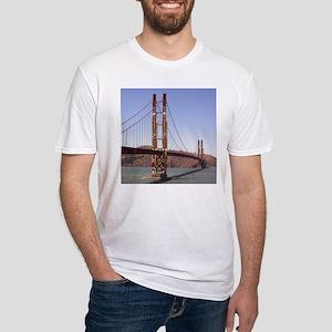 Bassoon Bridge - Fitted T-Shirt