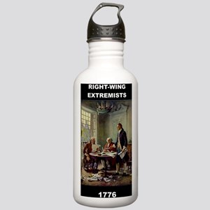 RIGHT WING EXTREMISTS  Stainless Water Bottle 1.0L