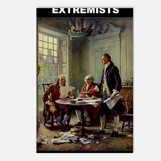 RIGHT WING EXTREMISTS 177 Postcards (Package of 8)