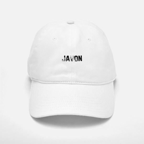 Javon Baseball Baseball Cap