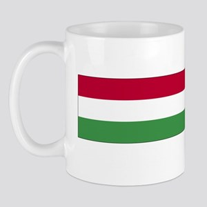 Born In Hungary Mug