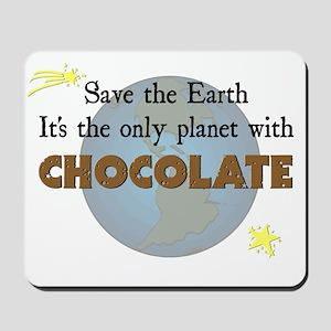 Save the Earth Mousepad