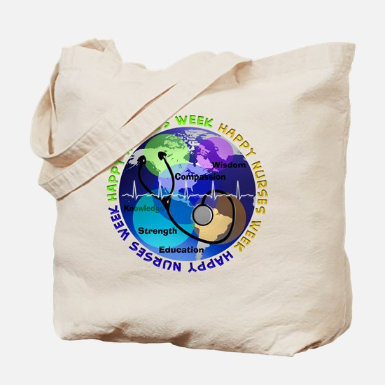 happy nurses week 2013 3 Tote Bag