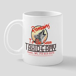 Remains to be seen Taxidermy Mug