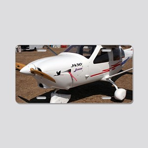 Jabiru Ultralight Aircraft Aluminum License Plate