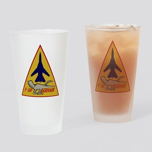 F-111F Aardvark - 494th TFS Drinking Glass