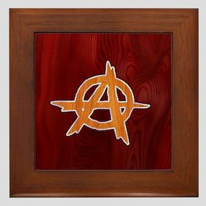 anarchy-wood-BUT Framed Tile