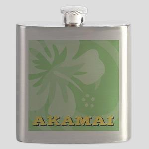 Akamai Pillow Flask